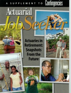 Actuaries in Retirement